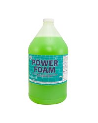 Power Foam dishwashing detergent