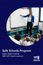 Schools COVID19 brochures