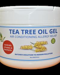 Tea Tree Oil Gel – 8 oz. A/C Purifier