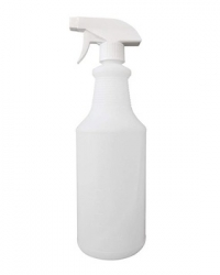 Empty 32oz Spray Bottle + sprayer head