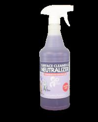 Surface Cleaner & Neutralizer 32oz. (Urine Neutralizer)