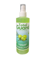 Total Guard Liquid hand sanitizer- Lime Scented 8oz.