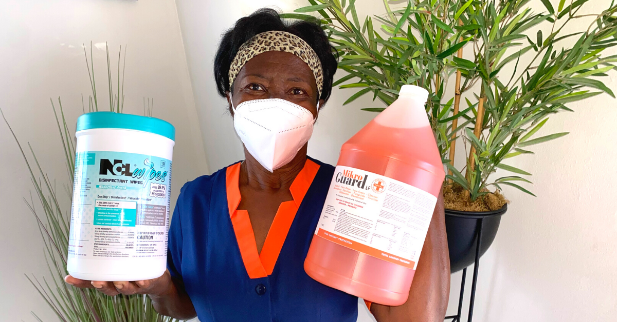 How to Know If You Are Choosing the Right Disinfectant – Blog #10