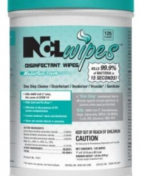 NCL wipes™ Waterfall Fresh Disinfectant Wipes – Waterfall Fresh