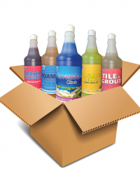 Household Cleaning Package